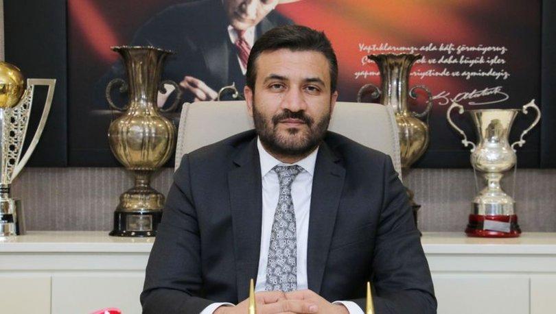 MKE Ankaragücü Başkanı Fatih Mert'ten yeni yıl mesajı