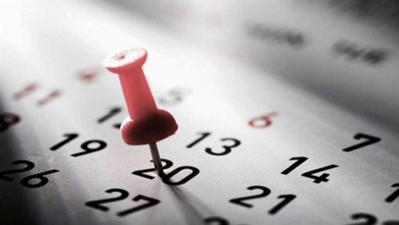 1 Ocak (yılbaşı) tatil olacak mı? Yarın okullar tatil mi? 2020 resmi tatiller