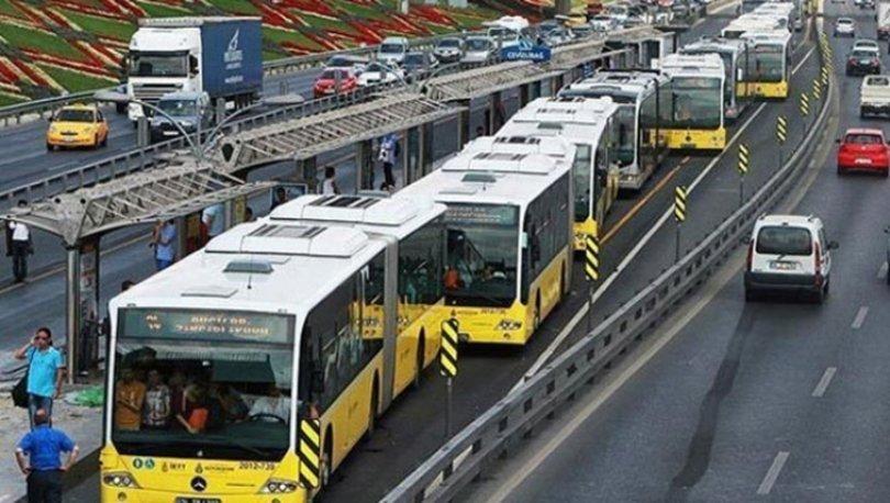Yılbaşında otobüsler ücretsiz mi 2020? İstanbul, İzmir, Ankara'da toplu taşıma ücretsiz mi? (otobüs, metro, metrobüs, marmaray)