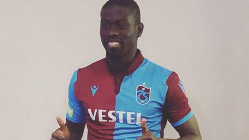 Badou Ndiaye'den Trabzonspor paylaşımı