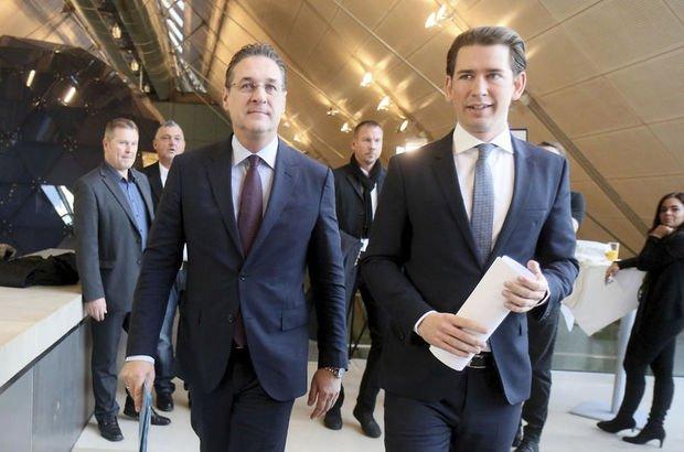 Avusturya'da koalisyon uzlaşısı