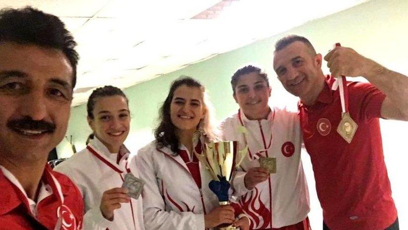 Türk boksörler 2019'a damga vurdu
