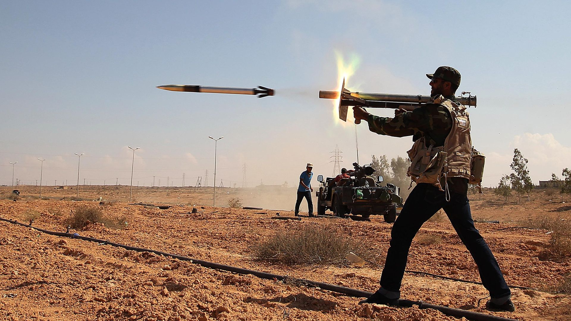 Libya, Türkiye için büyük bir pazar ve petrol kaynağıdır