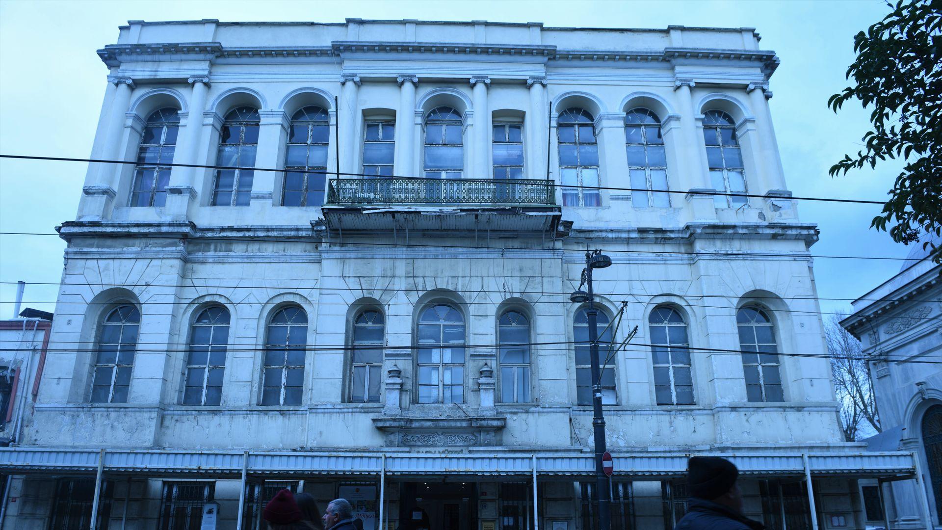 Türkiye basınının hafızası İstanbul Çemberlitaş'taki müzede duruyor