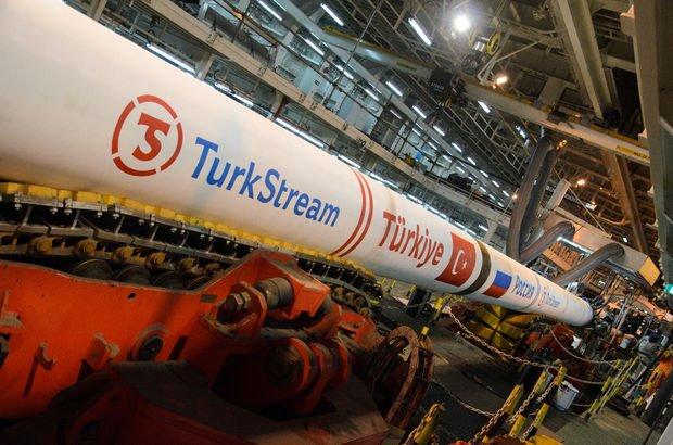 TürkAkım'dan gaz sevkiyatı başladı