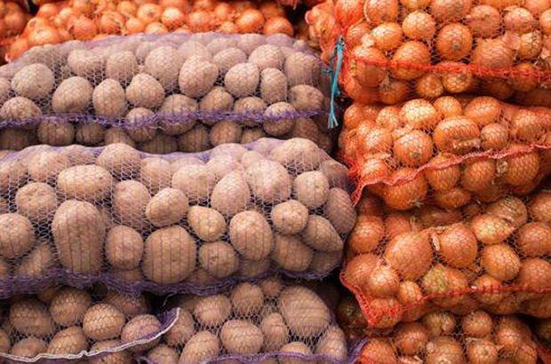 Soğan ve patates ihracatı artık izne tabi