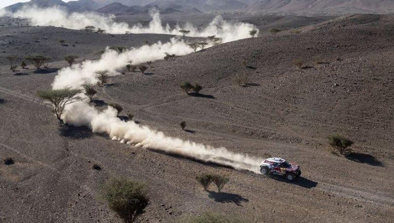 2020 Dakar Rallisi'nde heyecan sürüyor