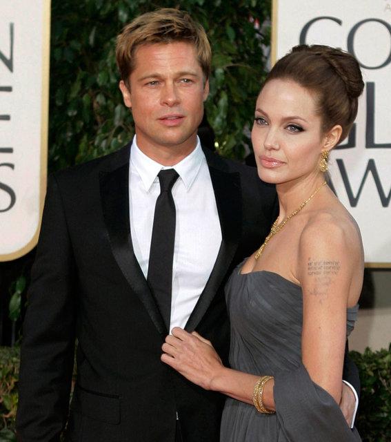 Angelina Jolie: Hiç evli bir erkekle birlikte olmadım - Magazin haberleri