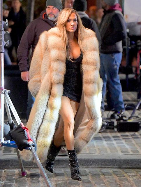 Jennifer Lopez'in Hustlers filmindeki striptizci rolüne 40 milyon dolarlık dava