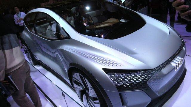 CES 2020 Otomobillerin şovuna sahne oldu