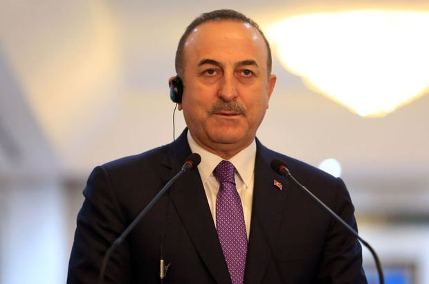 Çavuşoğlu'ndan Libya konusunda telefon diplomasisi