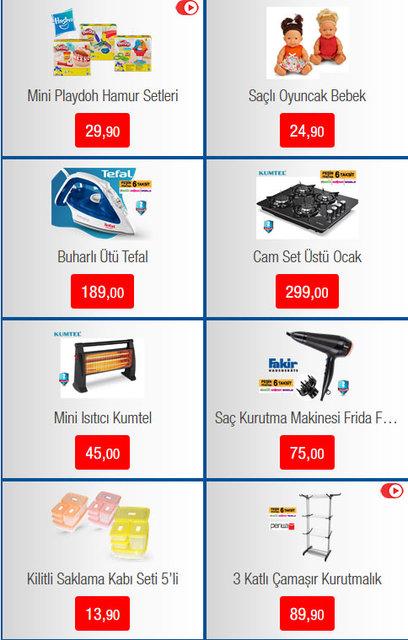 BİM 10 Ocak 2020 aktüel ürünleri satışa çıktı! BİM'de bugün hangi ürünler indirimde? İşte tam liste