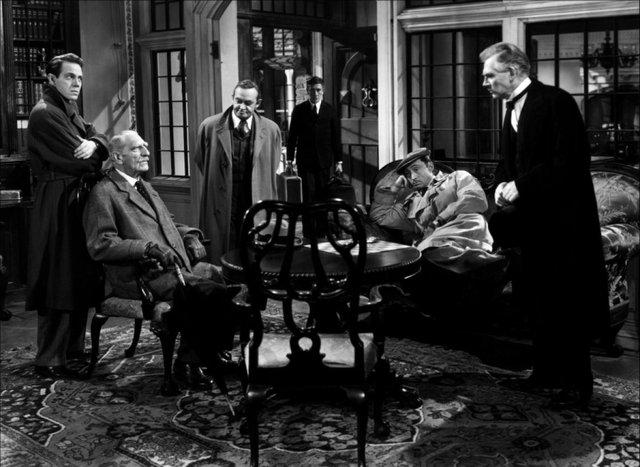 Agatha Christie tarzında en iyi 10 polisiye