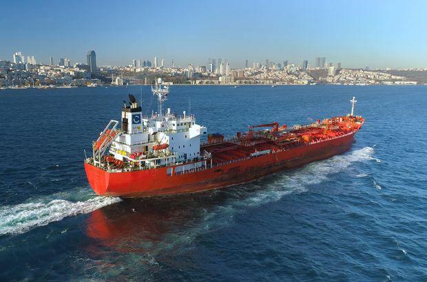 Boğaz'dan 41 bin gemi geçti