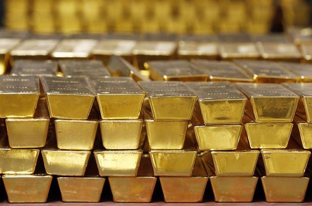 400 ton altın aldılar