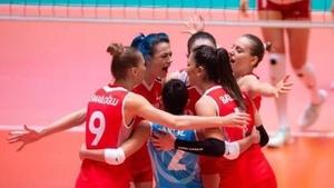 Türkiye Almanya voleybol maçı 2020: Filenin Sultanları 3-0'lık zaferle olimpiyat vizesi aldı