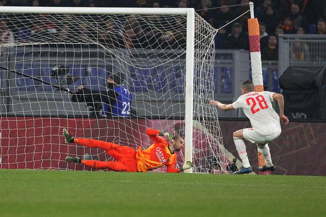 Merih Demiral şoku! Juventus - Roma maçında şok...