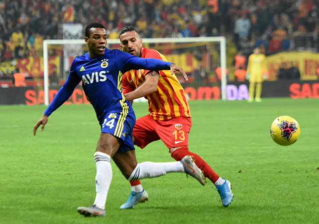 YANAL'IN 11'İ BELLİ! Kayserispor - Fenerbahçe maçı saat kaçta, hangi kanalda? Kayseri FB maçı