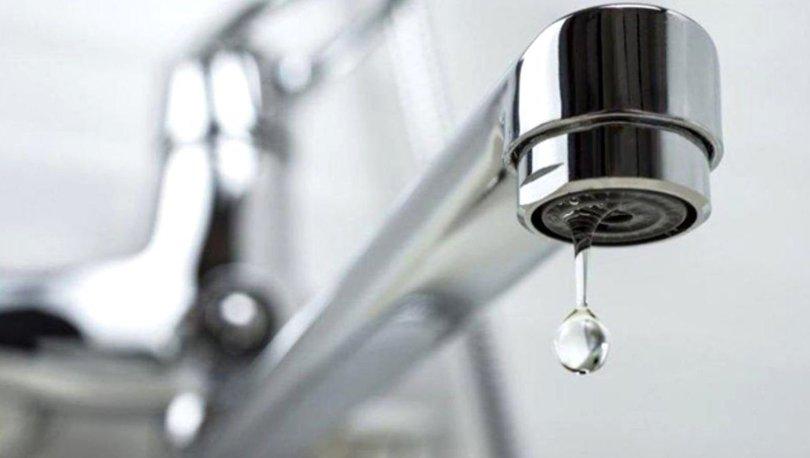 14 Ocak İSKİ su kesintileri