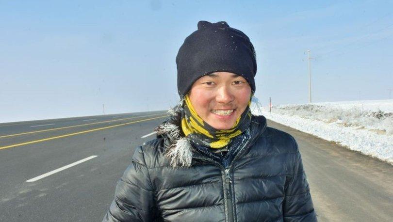 Çinli turist,