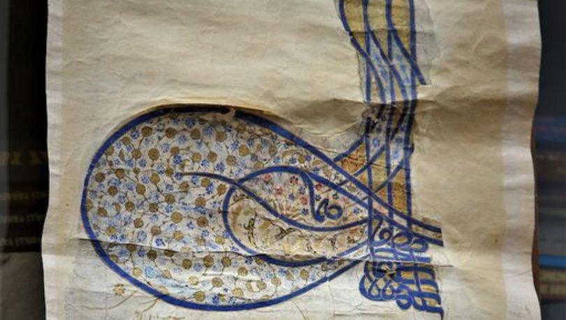 Kanuni dönemine ait belge