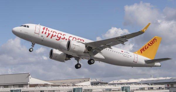 Pegasus Helsinki uçuşlarına başlıyor