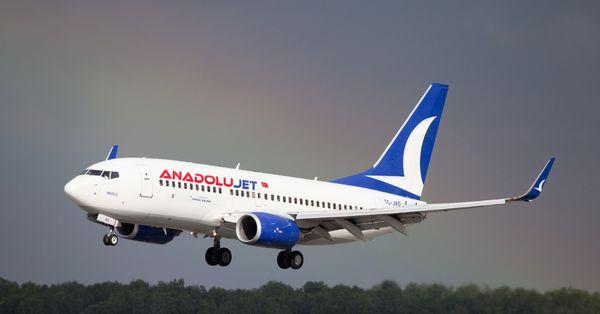 AnadoluJet, yurtdışında 28 noktaya uçacak