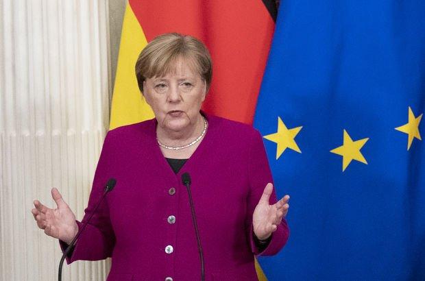Merkel'den Libya konulu konferans için resmi davet!