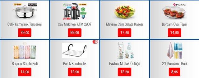 BİM 17 Ocak 2020 Cuma Aktüel ürünler kataloğu! BİM indirimli ürünler listesi