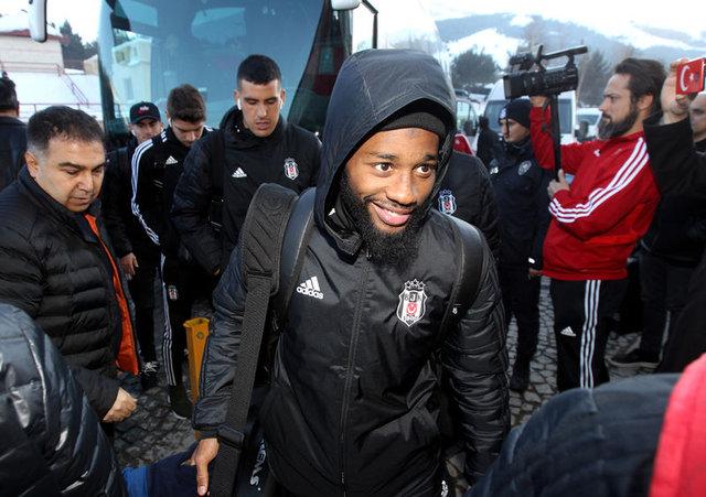 Beşiktaş'ın BB Erzurumspor maçı muhtemel 11'i