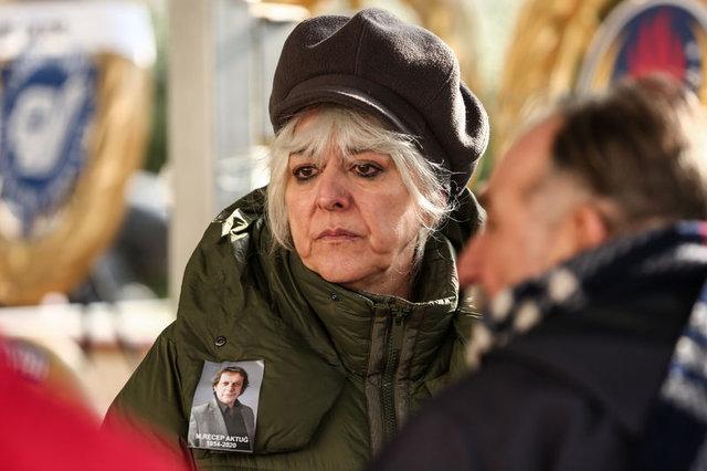 Recep Aktuğ son yolculuğuna uğurlandı - Magazin haberleri