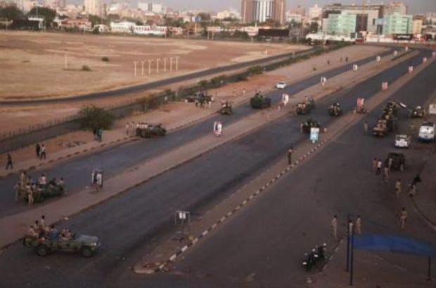Sudan'da istihbaratçı isyanı kontrol altına aldı