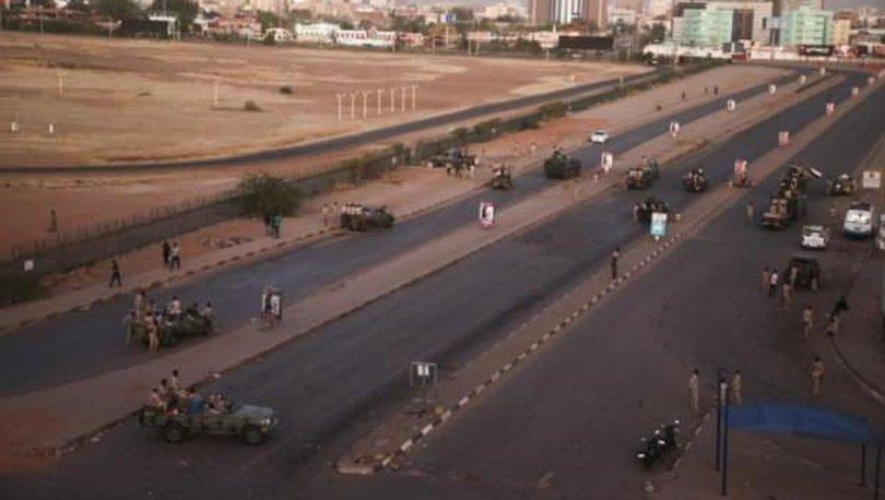 Sudan'da istihbaratçı isyanı