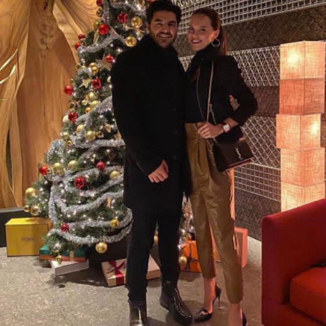 Ebru Şallı'dan eşi Uğur Akkuş ile romantik doğum günü pozu - Magazin haberleri