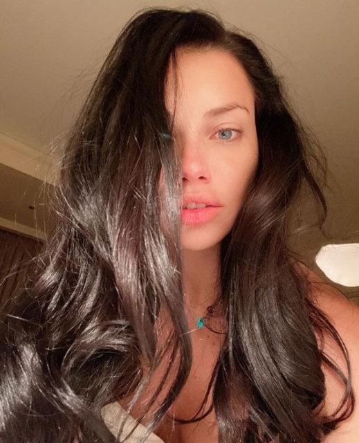 Adriana Lima: Kendi gerçeğinize her zaman bağlı kalın - Magazin haberleri