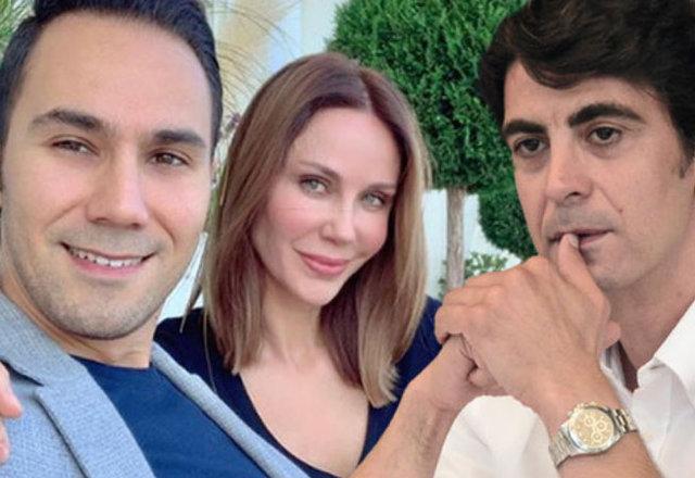 Demet Şener ile kızı İrem Kutluay'ın mezuniyet heyecanı - Magazin haberleri