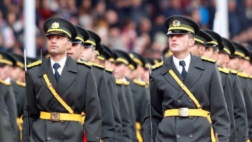 Jandarma subay alımı