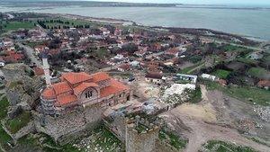 Edirne'nin Ayasofya'sı 55 yıl sonra ibadete açılıyor