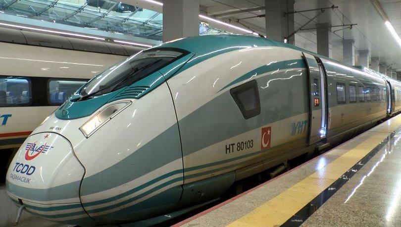 yüksek hızlı tren business class