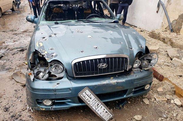 Tel Rıfat'ta saldırı: 10 sivil yaralı!