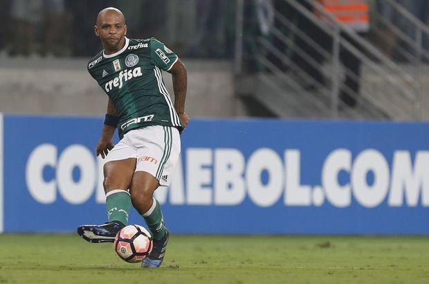 Melo Palmeiras'ın yeni kaptanı oldu