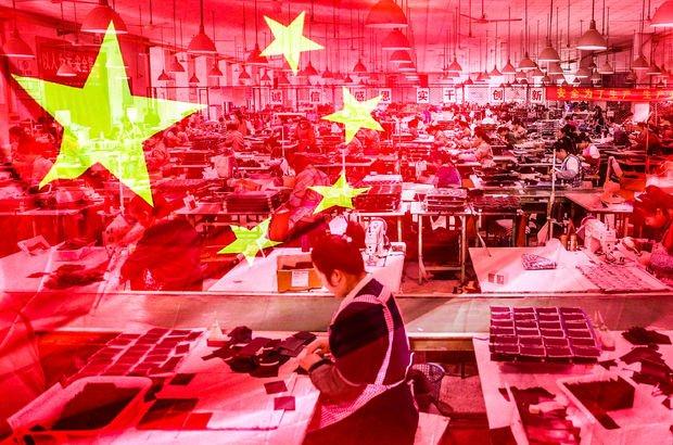 Çin'de büyüme son 30 yılın en düşüğünde