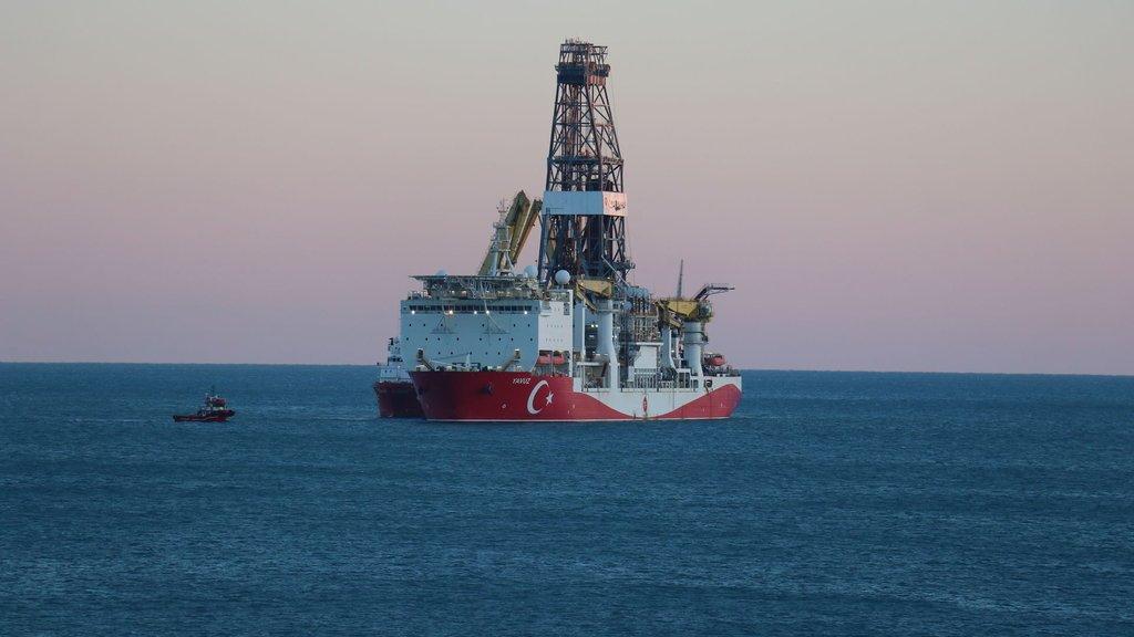 Yavuz'a Doğu Akdeniz'de yeni görev