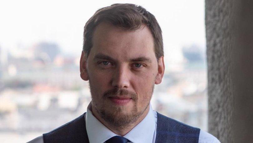 Ukrayna Başbakanı Aleksey Goncharuk