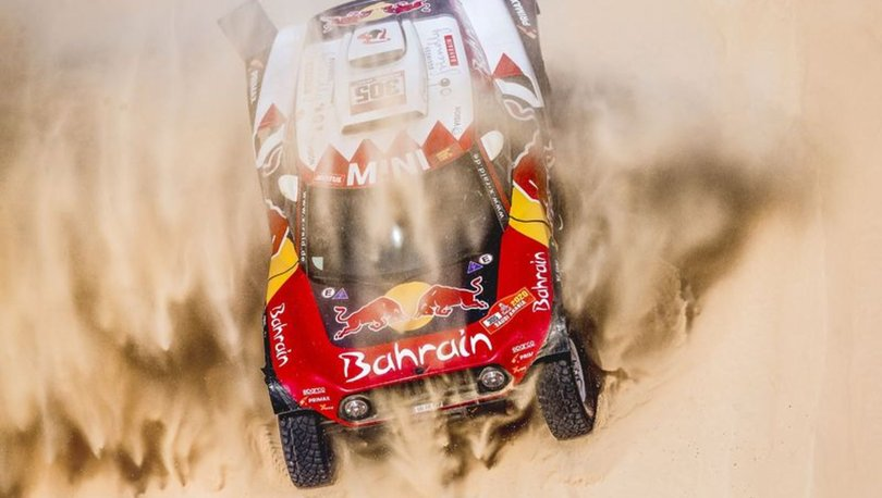 Dakar Rallisi'nde zafer 3. kez Carlos Sainz'in oldu