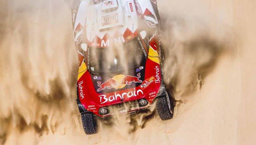 Dakar'da zafer 3. kez Sainz'in oldu