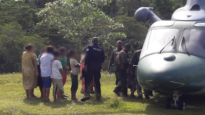 Panama'da şeytan çıkarma ayini: Hamile anne ve beş çocuğu öldürüldü