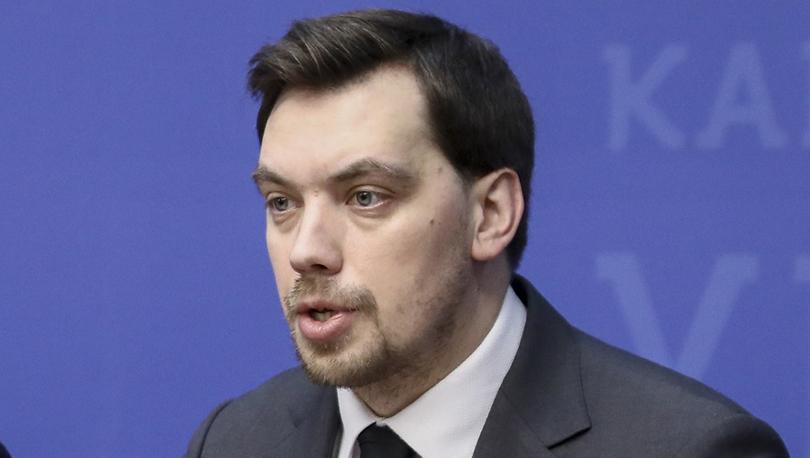 Gizli ses kayıtlarında Devlet Başkanı'nı eleştirdiği öne sürülen Başbakan Honçaruk istifasını sundu