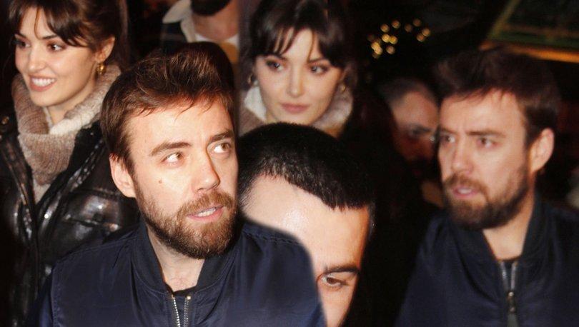 Hande Erçel sevgilisi Murat Dalkılıç'ı yalnız bırakmadı - Magazin haberleri