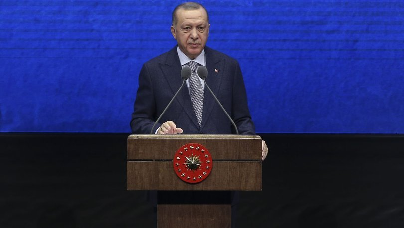 Cumhurbaşkanı Erdoğan'dan Batı medyası için Libya makalesi!